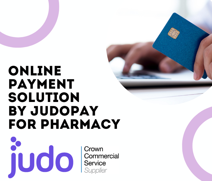 Online payment solution for pharmacy